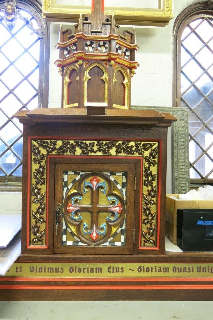 painted Tabernacle