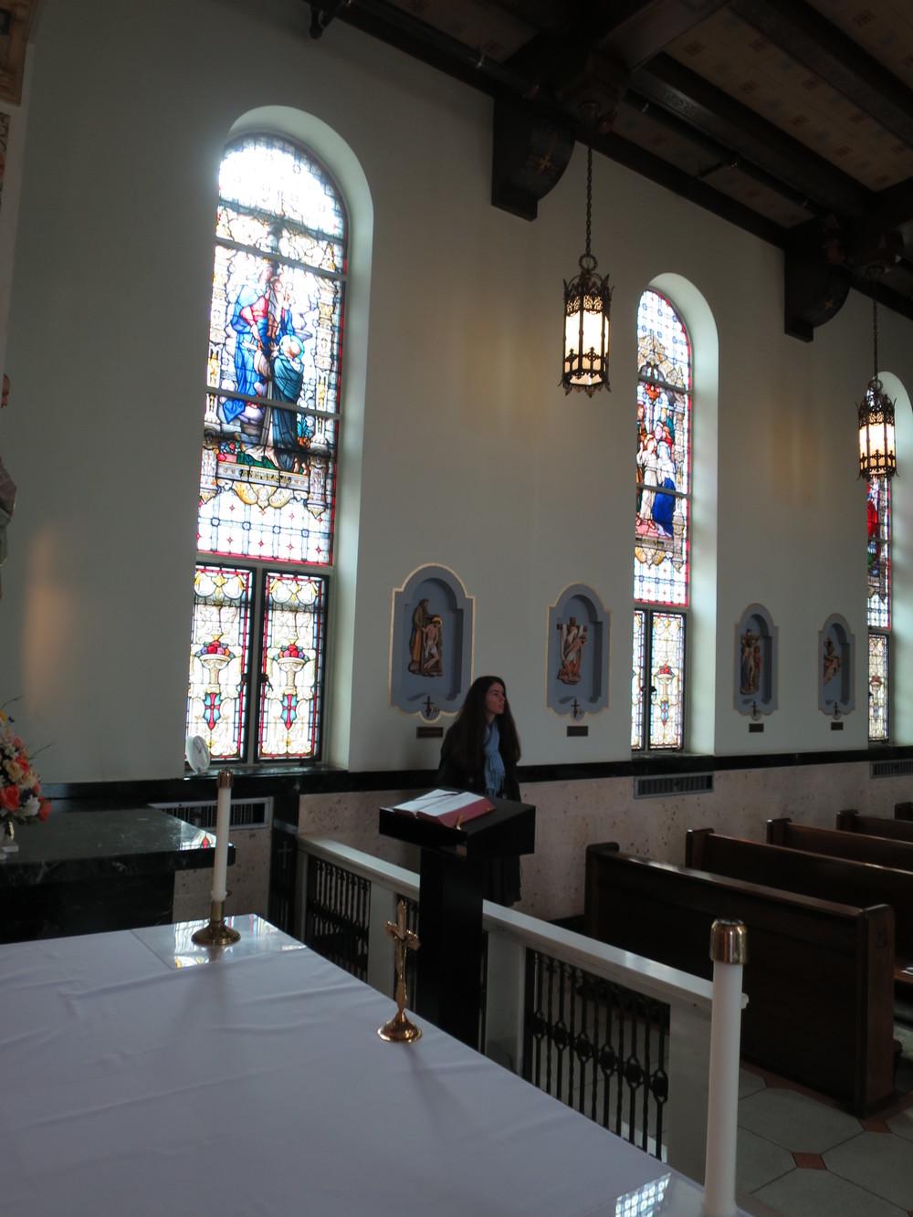 St. Mary's Hospital Chapel, Nebraska City, NE