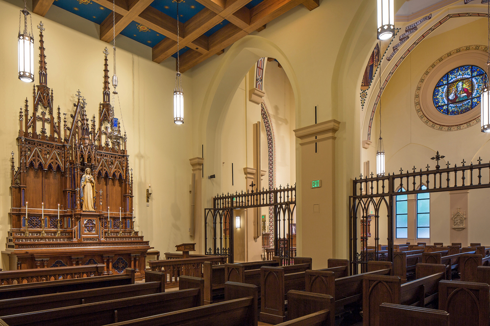 the influence of ther catholic church Our attitudes towards religious institutions - in particular the catholic church - has changed as scandal and controversy afflicts the former bastion of faith.