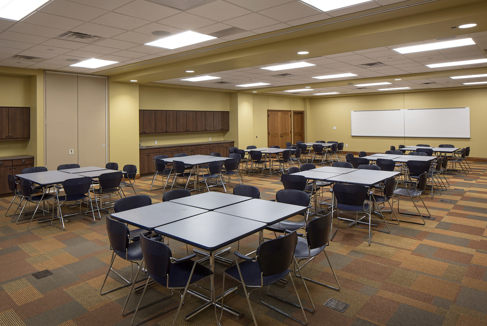 Newman Center Classroom