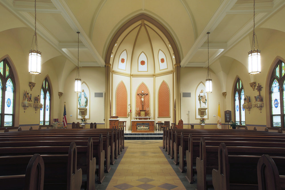 Renovated Sanctuary