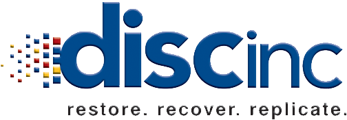 Disc, Inc, Houston – Restore. Recover. Replicate.