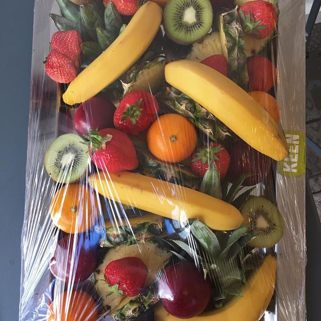 Thanks again to #ciot for having us today as your main caterer #veganfriendly #fruit #inspiration #love #catering #heathlylifestyle #accountingbuddies #food #fruitplatter #grateful #withoutyouwearenothing