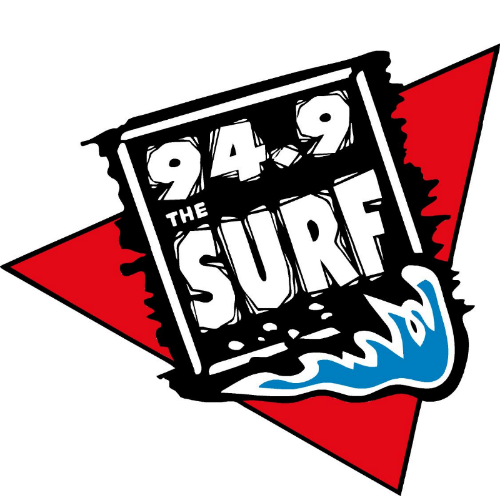 Summerdaze is proud to have The Surf 94.9 in North Myrtle Beach as a corporate partner.
