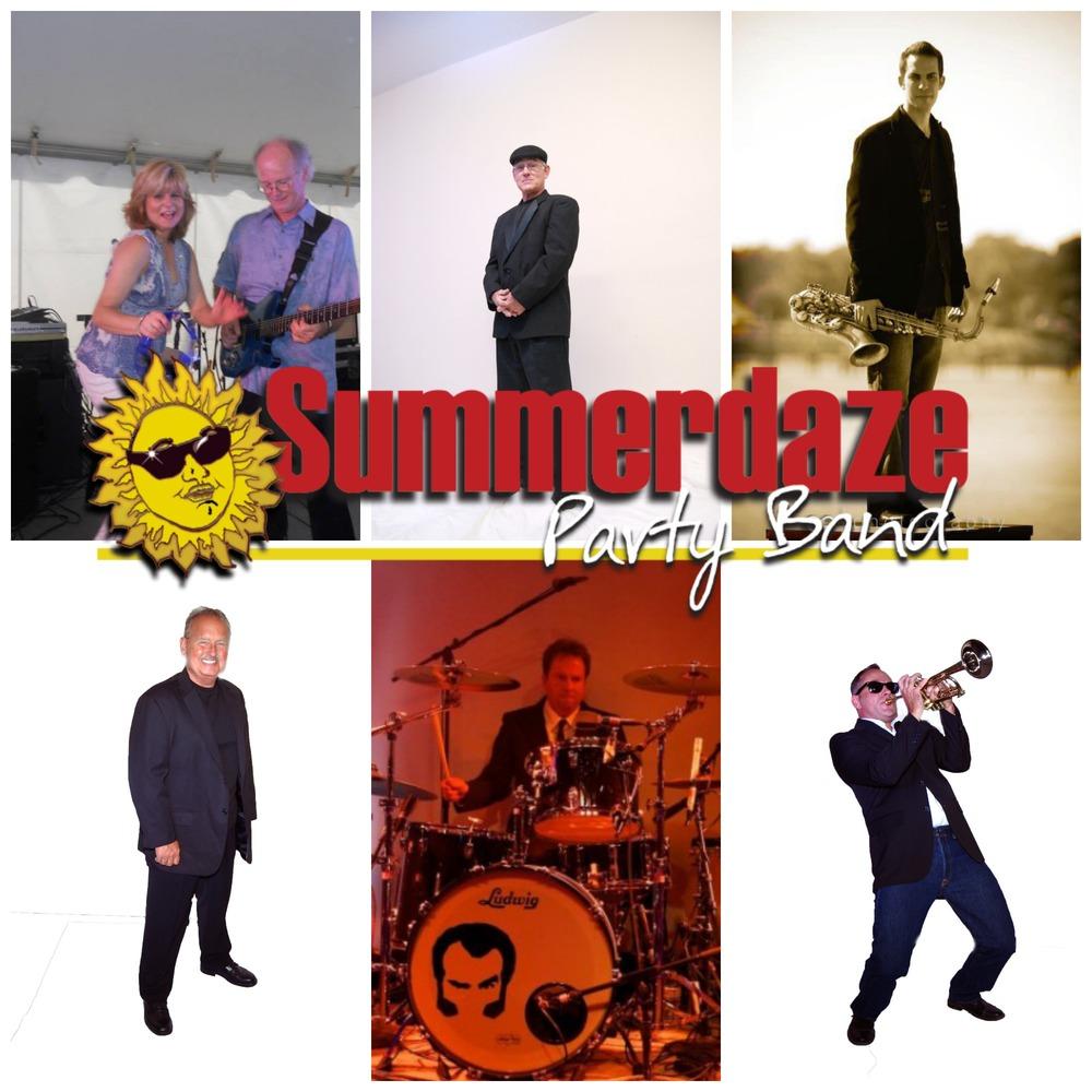 Summerdaze Band as of June 9, 2015