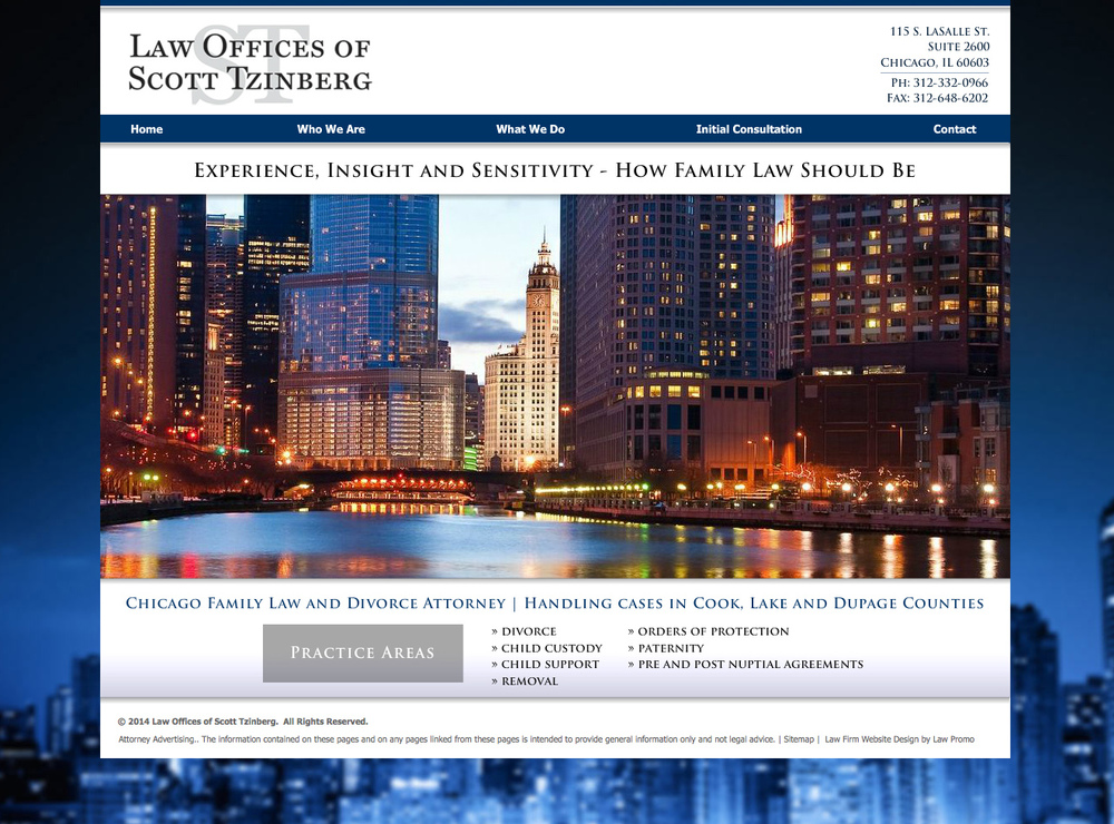 Law Offices of Scott Tzinberg