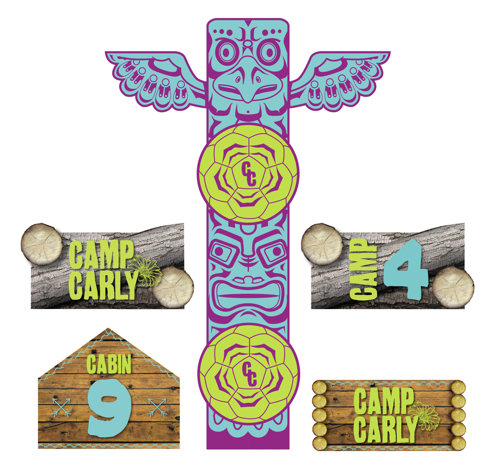 Camp Carly Bat Mitzvah