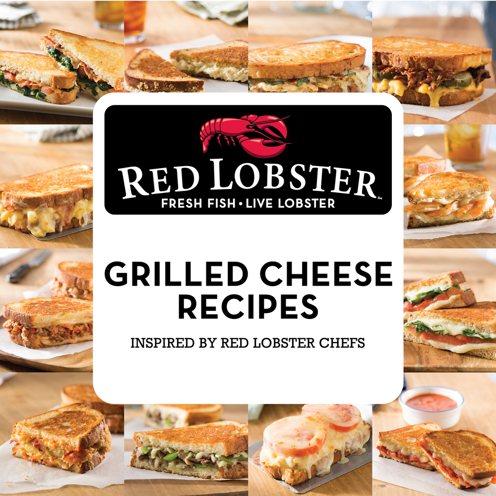 Red Lobster Digital Recipe Book
