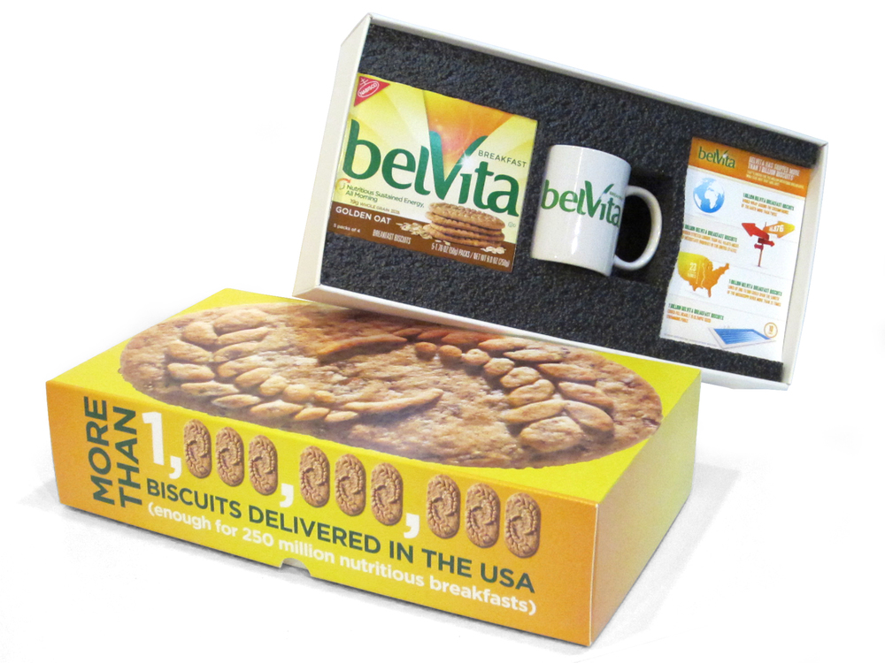 Belvita Mailer Product Photo