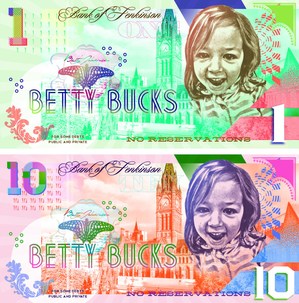 Betty Bucks
