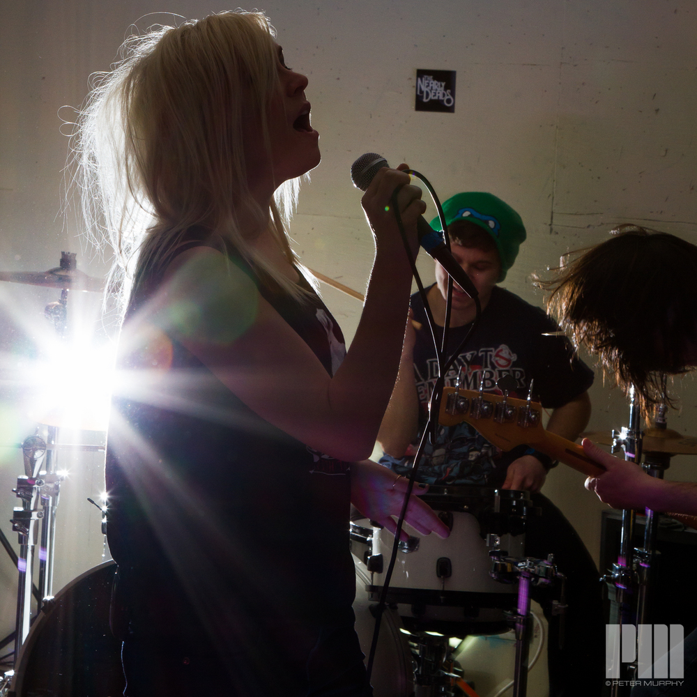 LAIN RIOT w/ Lost In A Name, The Nearly Deads & Life in a Tree - CreamCity Skate Park - 3.8.14