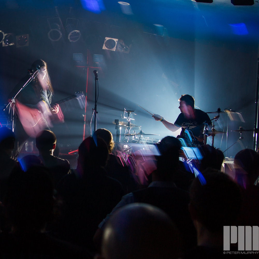 Driven Under, Bound For Severance, Modern Echo & Lost In A Name - LIAN CD Release Show - The Metal Grill - Cudahy, WI - 9.20.14