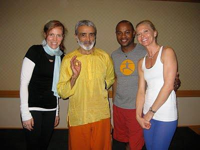 with DHARMA MITTRA & HEATHER PETERSON