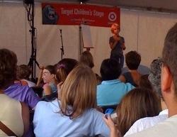 Kate DiCamillo at 2009 Decatur Book Festival