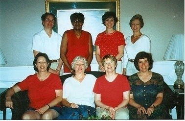 Athens and Augusta Writers at Joint Meeting in 1990s