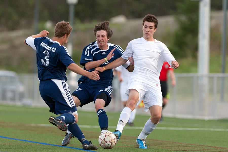 Okanagan FC, u21 soccer, kelowna, ubc campus