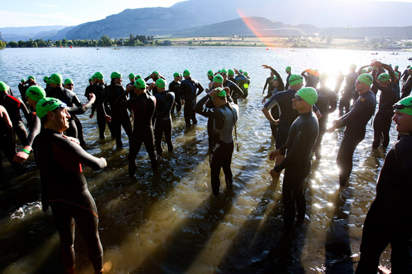 Oliver Half Iron, Ironman, bc, canada, sports photography by morten byskov