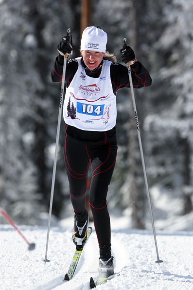 sparklin hill masters world cup, sovereign lake, vernon, bc, cross country skiing