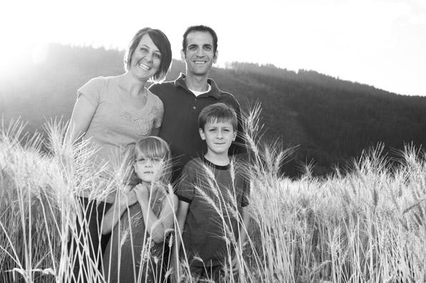 Neufeld Family Portrait