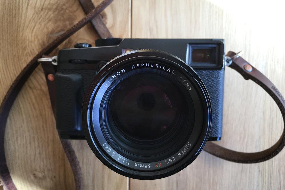 Fujifilm XF 56mm f/1.2 R