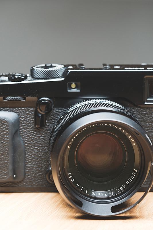 Fujifilm X-Pro2, Fujinon XF 35mm f/1.4 R