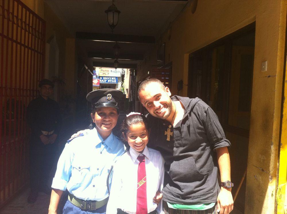 NEPALESE FAMILY
