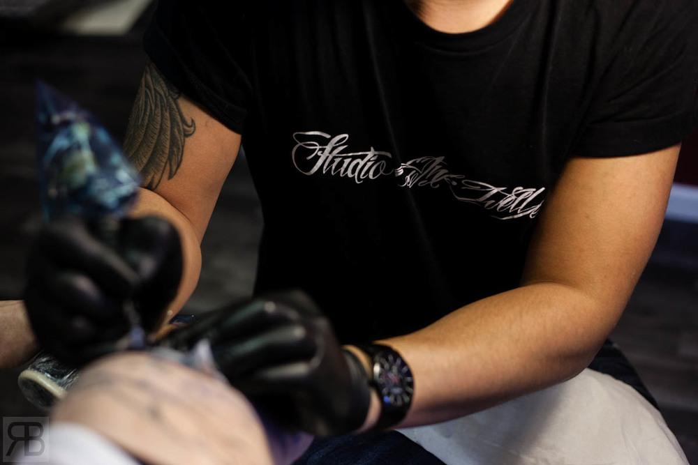 Studio Ink Well
