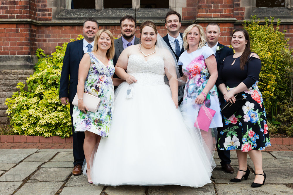 Mr & Mrs Woodland - July 2017 Wedding