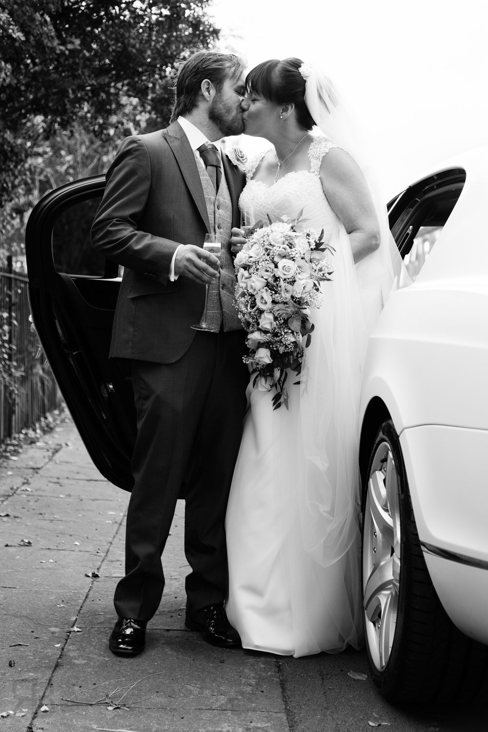 Mr & Mrs Charnock - Wedding Day 14th Oct 2017