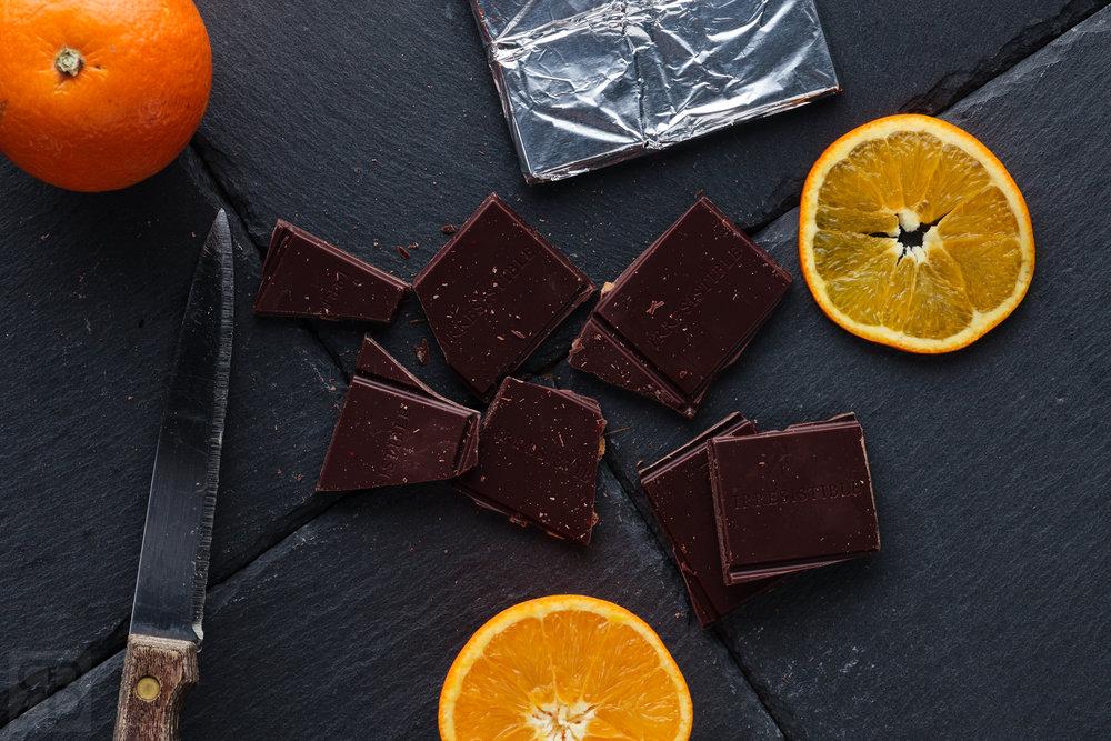 Dark Chocolate Orange