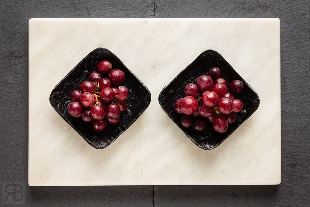 Grapes - Flatlay