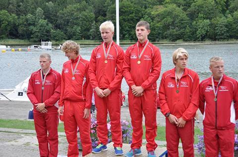 Silkeborg drengene laver en 1-2-3 med lidt hjælp fra Ibsen og Willanden.