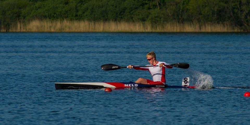 Emil Skovgaard, 8 guld og en bronze!