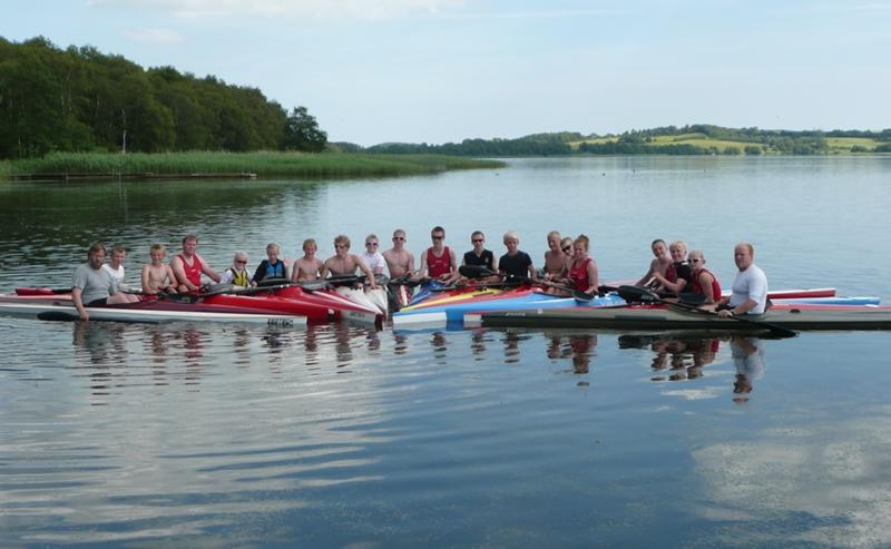 Træningslejren i Skanderborg 2010, se om du kan genkende nogen?!