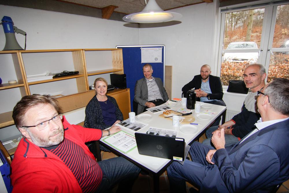 Toppen af poppen, og Peter Nyegaard og Jeppe Fruensgaard fra eliteSilkeborg.