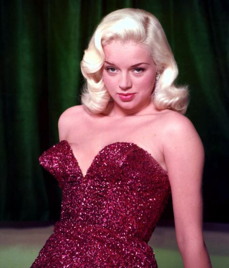 "Diana Dors, ""As Long as They're Happy"", 1955"