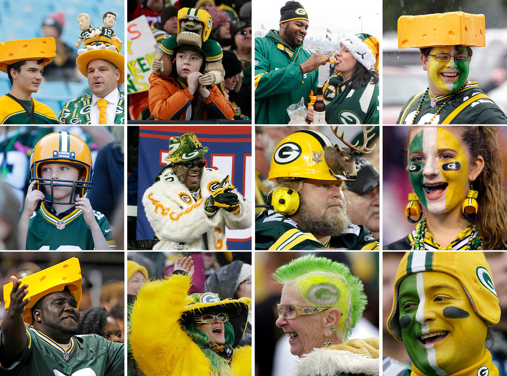 How I became a Packers fan... - Sharing the stories of Packers fans and mapping the fandom throughout the franchises 100th season.ROLE: Development and data maintenance