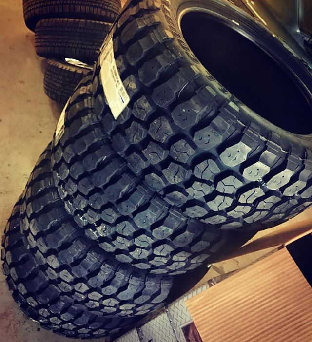 Ironman All terrain tires 33x12.50/20 only $800.00 for the set. Stop by and check out all our specials on rims and tires!  #offroad4x4 #wheels #xdwheels #motometal #visionwheels #forzacustoms