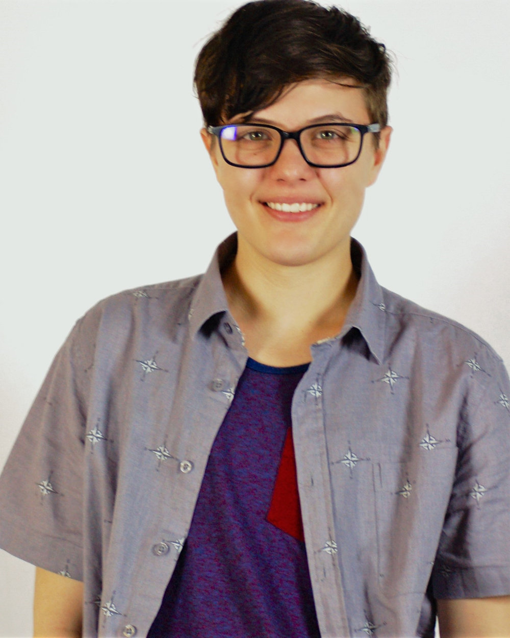 Vin Ernst (they/them/theirs)