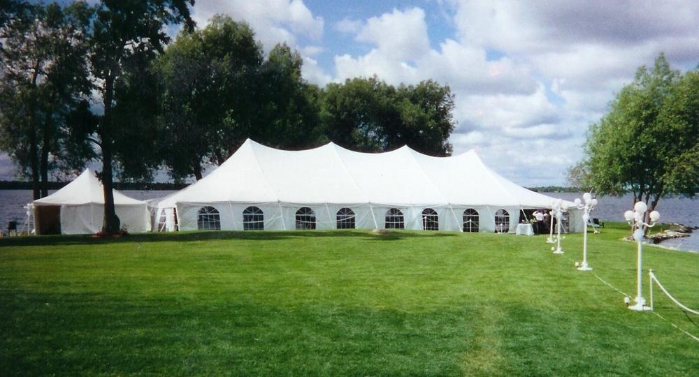 & Hurlbut Tent Rental