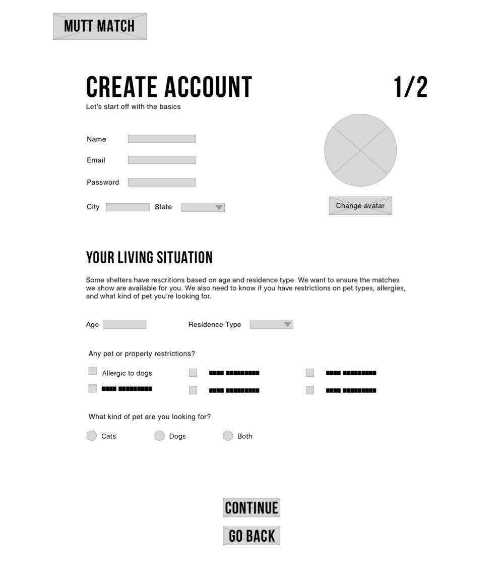 Signup Process 1