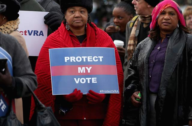 How Secure is Your Right To Vote?  Sept 2015