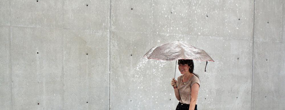 Rain stain