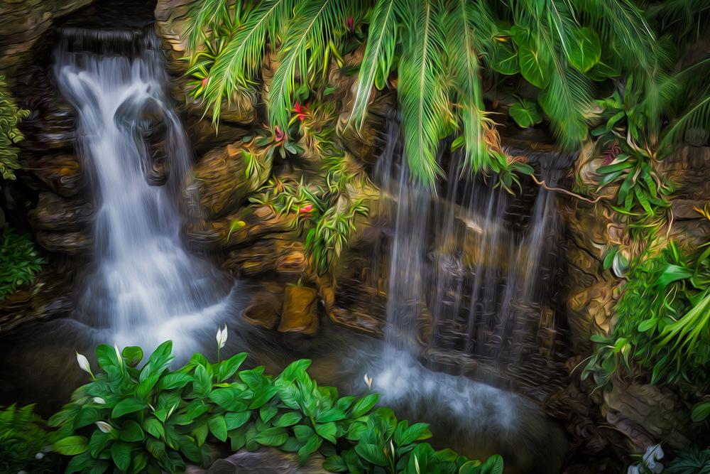 Phoenix Photographer Nathan Brummer Photography Waterfall.jpg