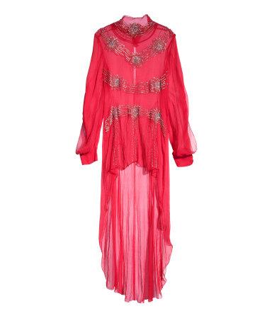 chiffon dress, $69.95 (purchase here)