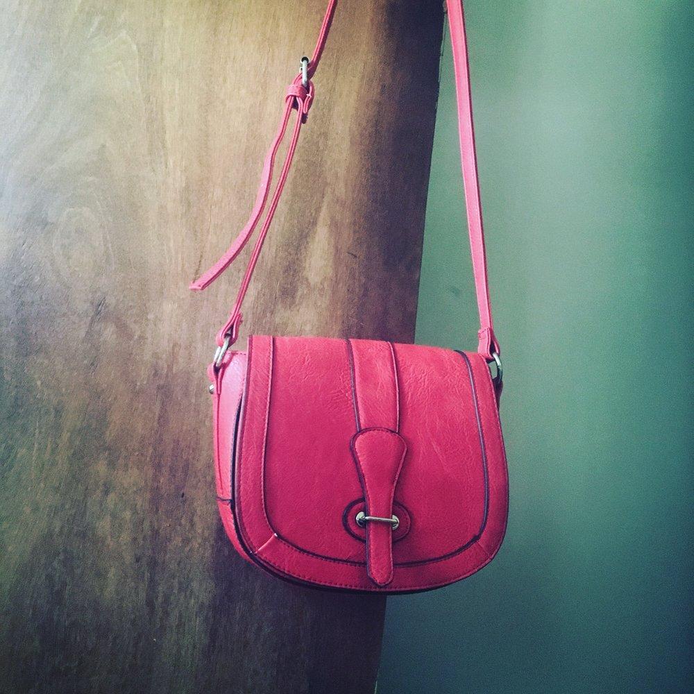 Statement Handbag  - Statement Color