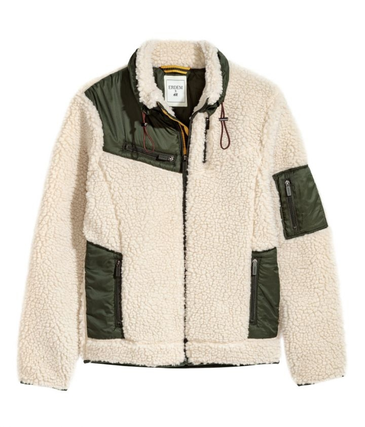 Sherling Jacket