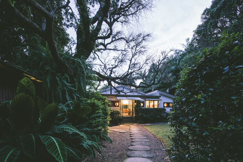 Trade XXI | Currumbin Valley | Damien Bender + Liz Ferrier