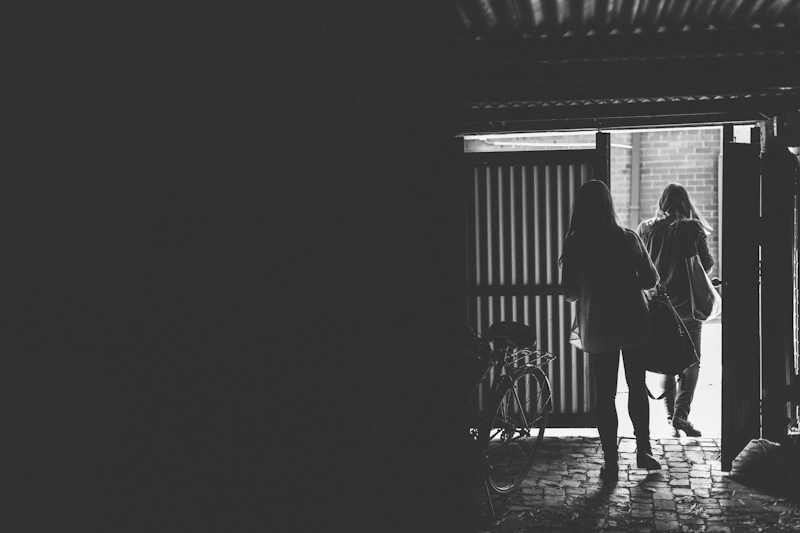 Trade LXXVI | Sydney | Jessica Leonard + Marina Pliatsikas