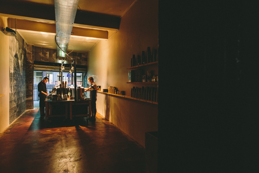 Trade CXLV | Brisbane | Andrew D'Occhio
